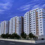 پروژه 288 واحدی مسکونی فجر 5 مشهد